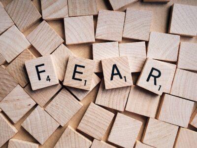 Strach - jak se zbavit strachu, fóbie a úzkosti pomocí EFT metody