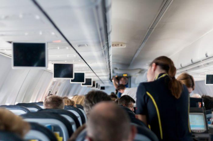 aviofobie - strach z létání