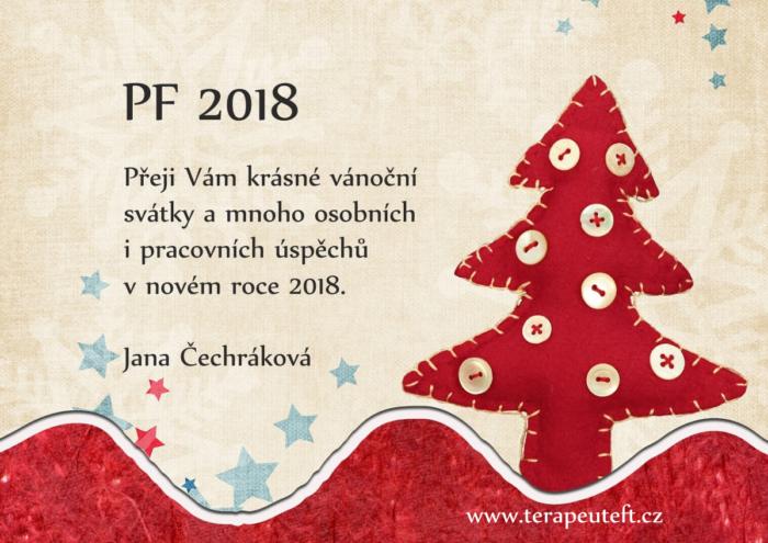 pf2018 terapeutka EFT Jana Čechráková