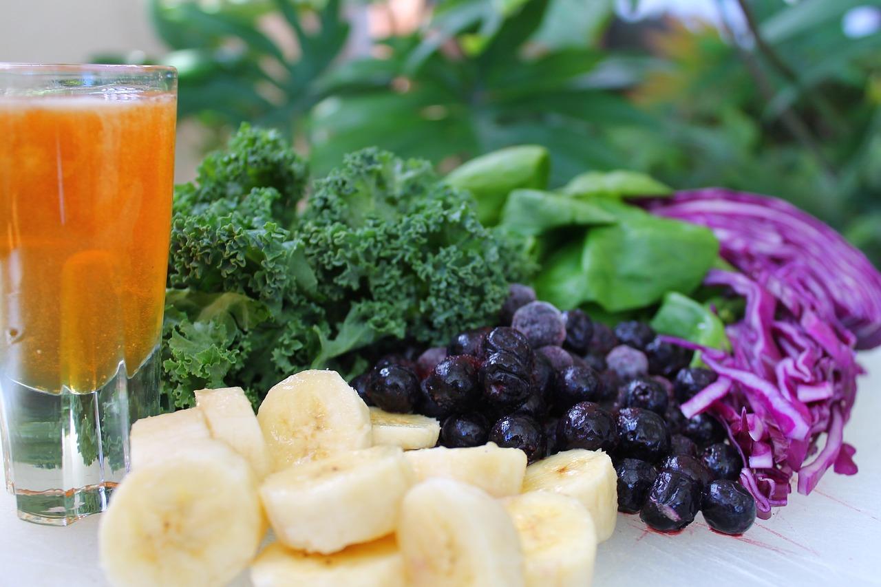 Hubnutí - zdravá kvalitní strava a potraviny
