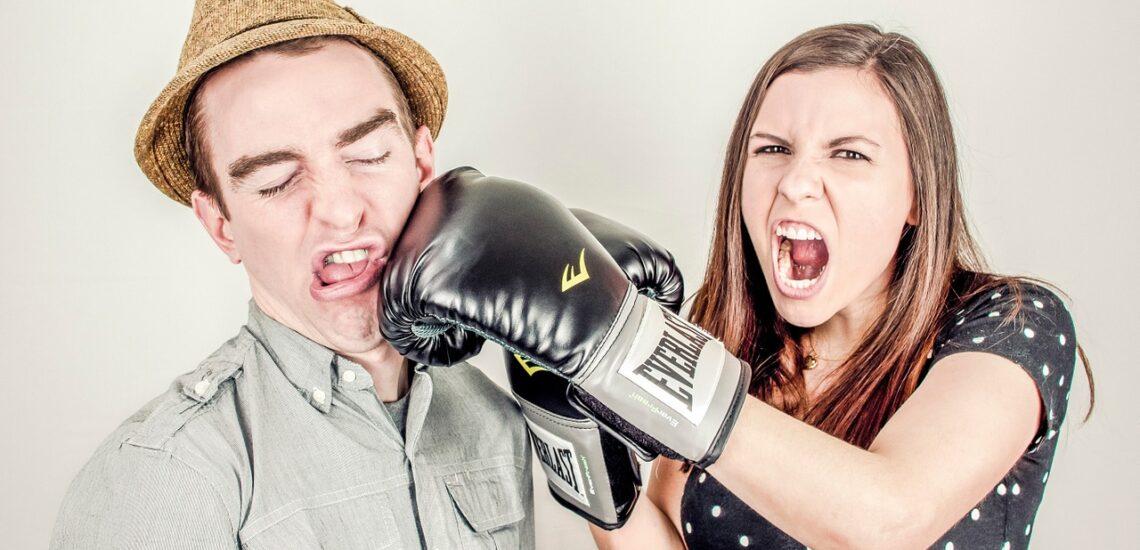 Žárlivost - krize ve vztahu
