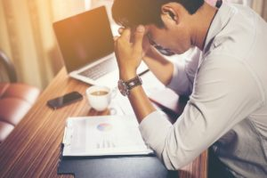 stres v práci