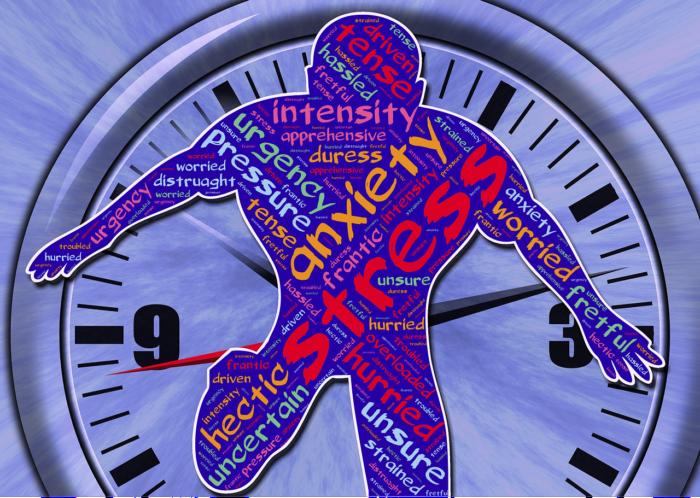 prokrastinace způsobuje stres