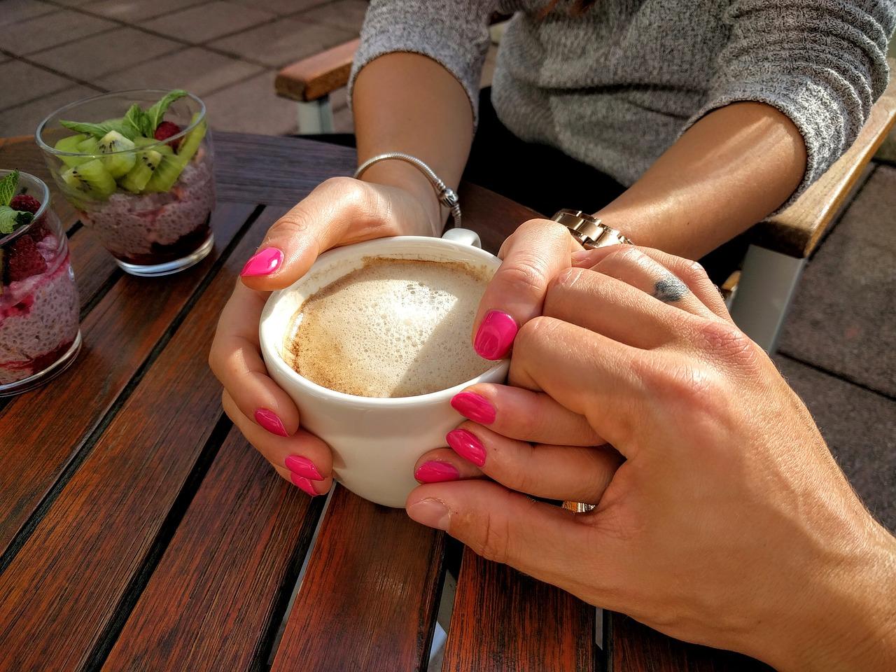 jak se zbavit nervozity - první rande