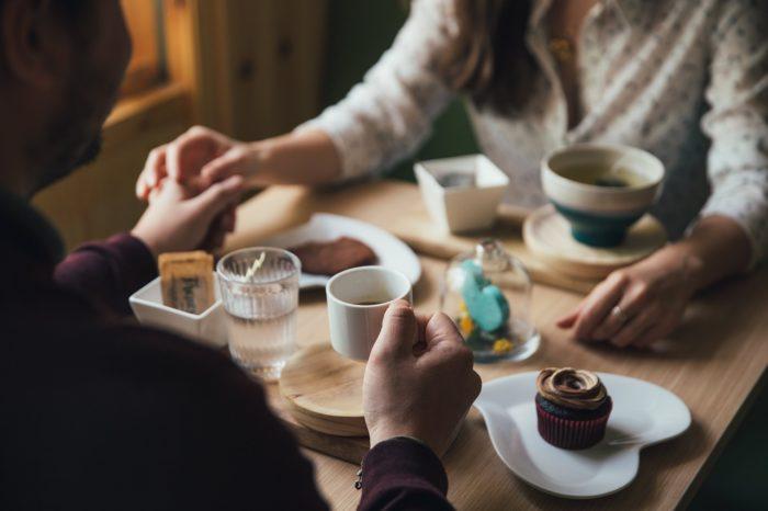 První rande - strach z prvního rande