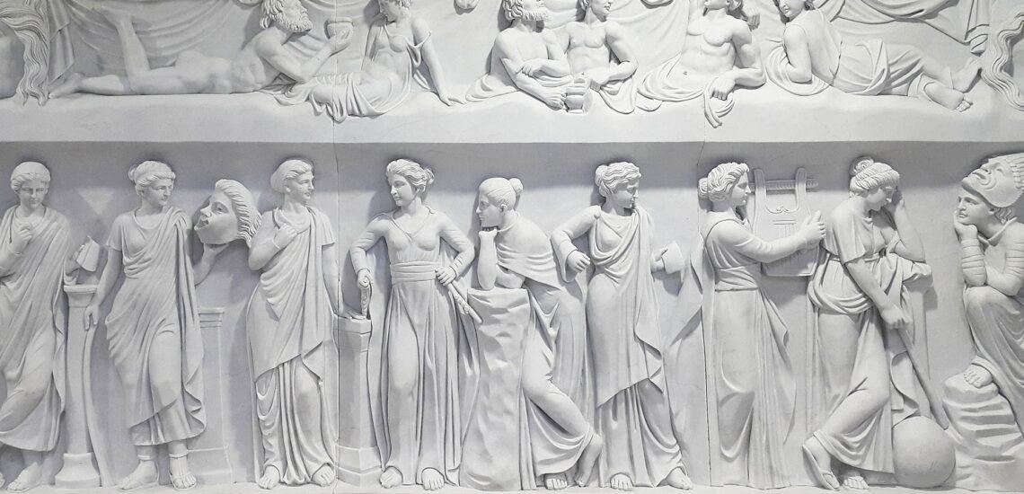 ženské archetypy podle řecké mytologie